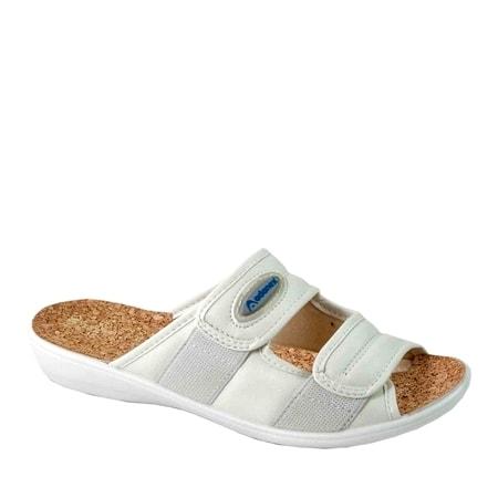обувь женская шлепанцы ADANEX 18025 СКИДКА -10%