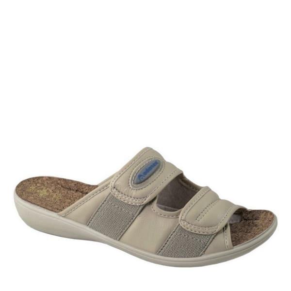 обувь женская шлепанцы ADANEX 18026 СКИДКА -10%