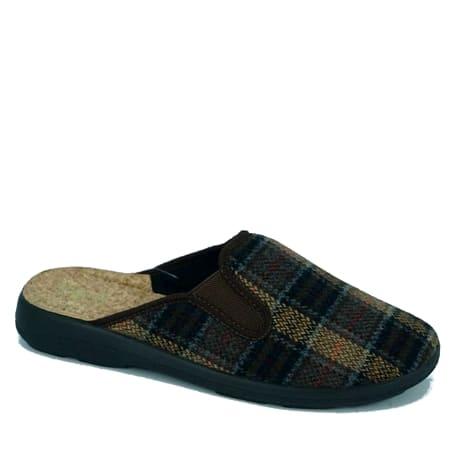 обувь мужская тапки ADANEX 18217-10 СКИДКА -10%