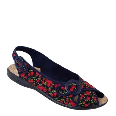 лето обувь женская босоножки ADANEX 19063 СКИДКА -10%