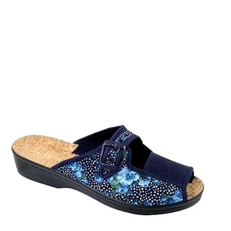 лето обувь женская шлепанцы ADANEX 20460 СКИДКА -10%
