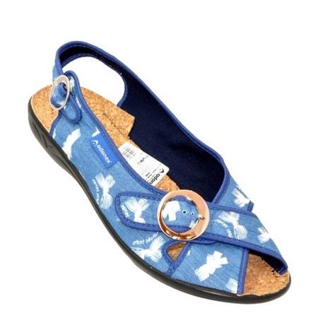 летняя обувь босоножки ADANEX 20518 цена 1200 руб.
