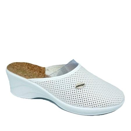 лето обувь женская шлепанцы ADANEX 20631 СКИДКА -25%