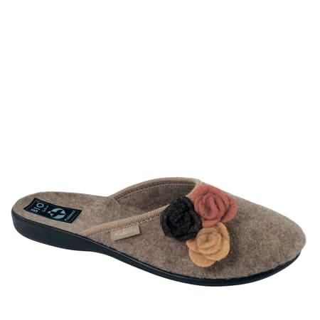 обувь женская тапки ADANEX 21363 СКИДКА -10%
