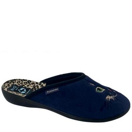обувь женская тапки ADANEX 22783 СКИДКА -10%
