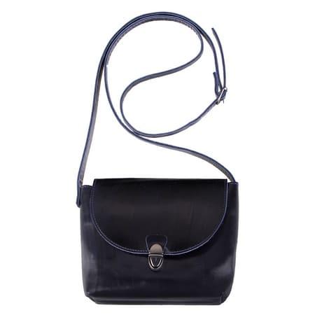 сумка женская ALEXANDER-TS KB001 Blue цена 2700 руб.