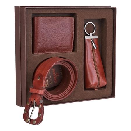 кошелёк ALEXANDER-TS NP003-Cognac цена 6525 руб.