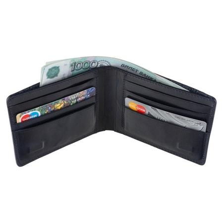 кошелёк ALEXANDER-TS PR004-Blue цена 1791