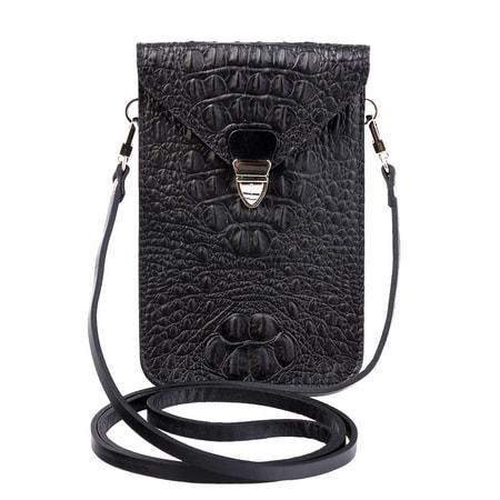 сумка женская ALEXANDER-TS SW10-Black-Kayman1 цена 2227 руб.