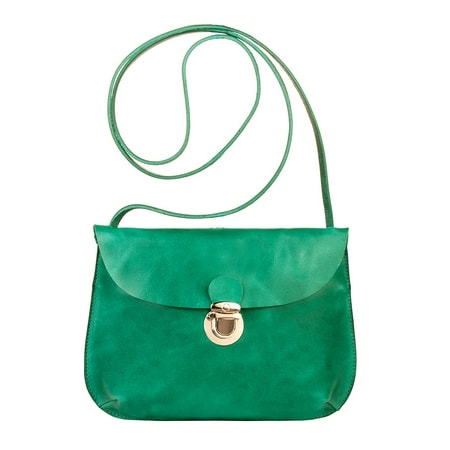 сумка женская ALEXANDER-TS W0017-Green цена 2700