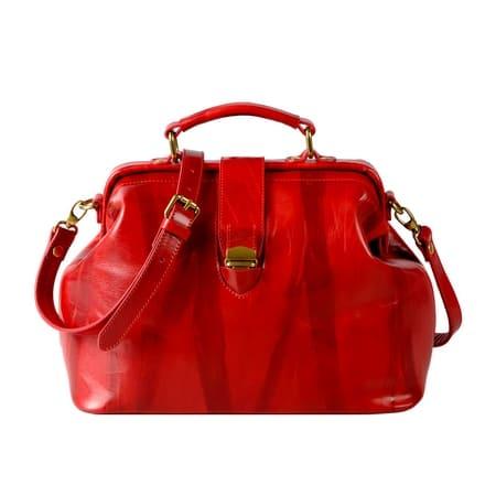 сумка женская ALEXANDER-TS W0023 Red СКИДКА -10%