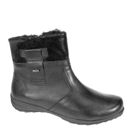 зима обувь женская ботинки ALPINA 7G84-12 СКИДКА -40%