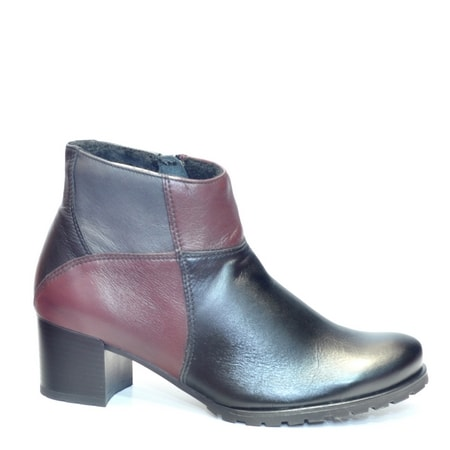 обувь женская ботильоны ALPINA 7J09-12 СКИДКА -10%