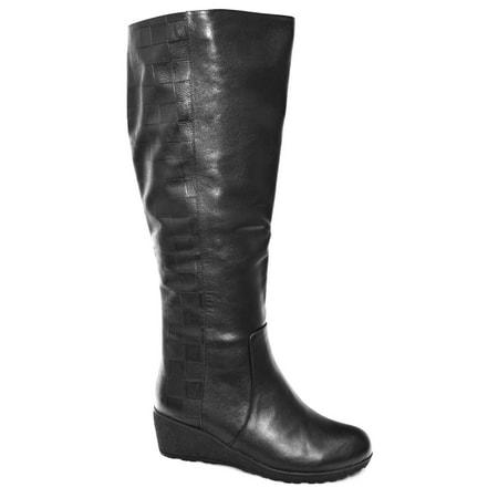 обувь женская сапоги ASCALINI CE19745 СКИДКА -10%