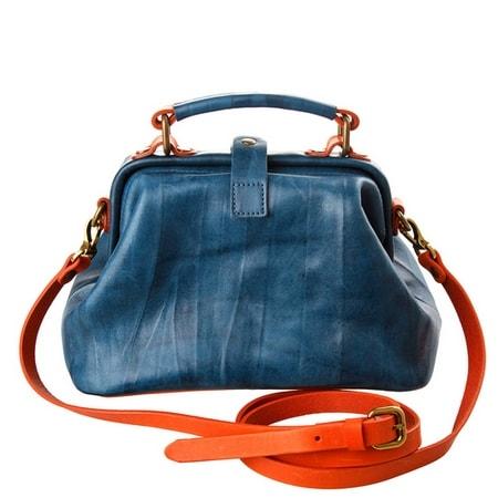 сумка женская ALEXANDER-TS W0013 awuamarine цена 6840 руб.