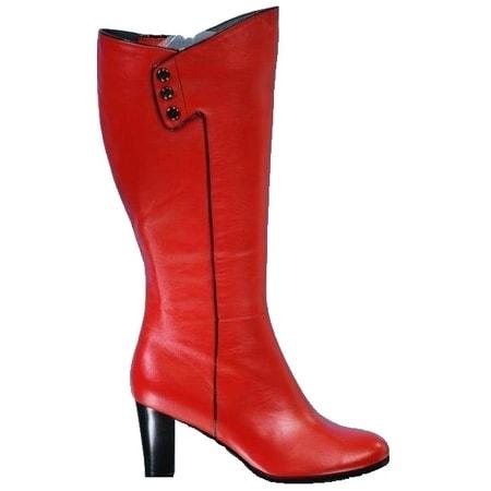 обувь женская сапоги ASCALINI C10277RK СКИДКА -10%