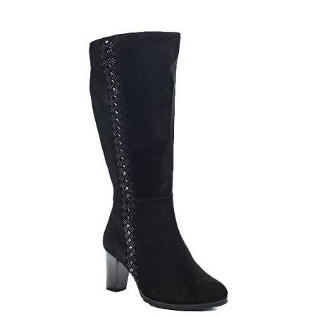 обувь женская сапоги ASCALINI C13914 СКИДКА -10%