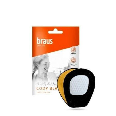 полустельки BRAUS CODY-BLACK-B0931 СКИДКА -10%
