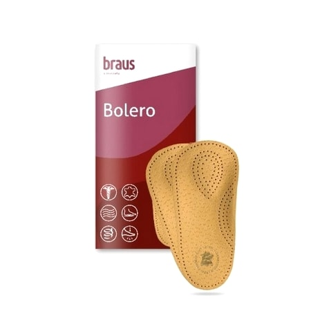 стельки ортопедические BRAUS BOLERO-106 СКИДКА -10%