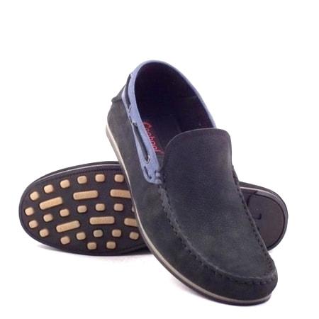 обувь мужская макасины CONHPOL C-3496-S1-183-160 СКИДКА -60%