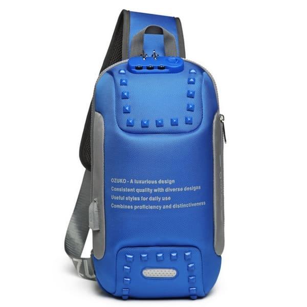 сумка женская D-S SW-9283-Blue цена 2691 руб.