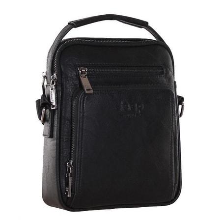 сумка мужская D-S 2103 black цена 1629 руб.