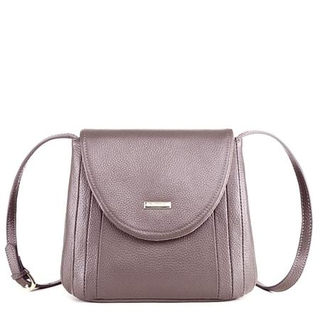 сумка женская D.VERO 2525 Seta-Taupe-Caldo СКИДКА -10%