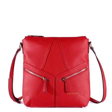 сумка женская D.VERO 70007 P-Alba-Rossa цена 2602 руб.