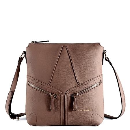 сумка женская D.VERO 70007 P-Nocciola цена 2602