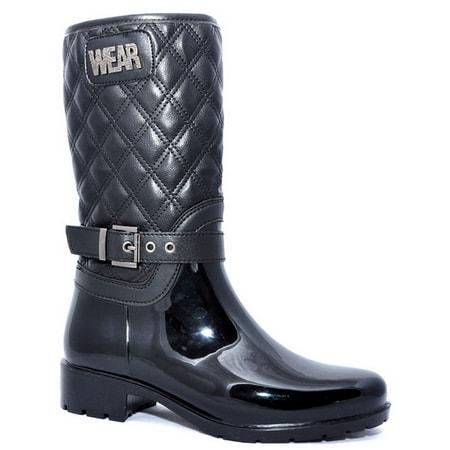обувь женская сапоги резиновые E&A EE782 СКИДКА -10%