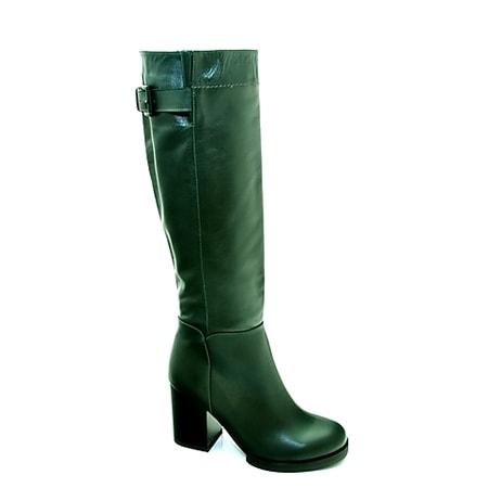 обувь женская сапоги ELMASHOES 697002 СКИДКА -10%