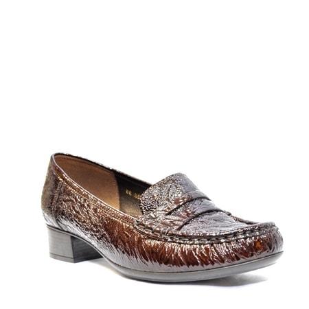 обувь женская макасины ENEX 55112-28 СКИДКА -25%