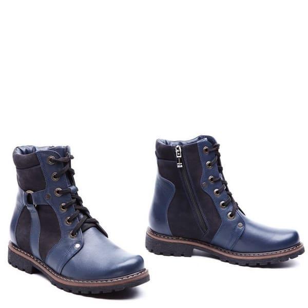 ботинки EQUATOR 252_3_blue цена 5325 руб.