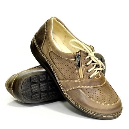 обувь женская полуботинки EVALLI 313-05 СКИДКА -10%