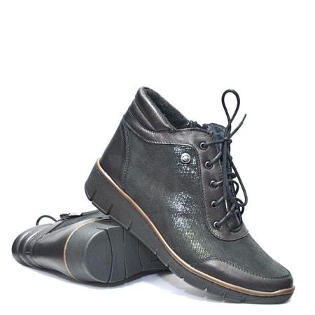 обувь женская ботинки EVALLI 531-015-01 СКИДКА -10%