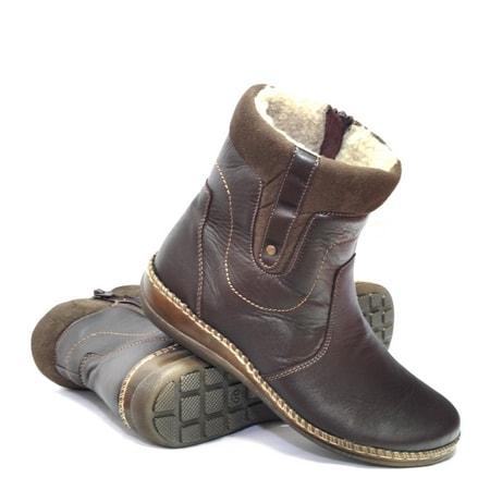 обувь женская ботинки EVALLI 697-11 СКИДКА -10%