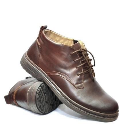 обувь мужская ботинки EVALLI 884-1-082 СКИДКА -10%