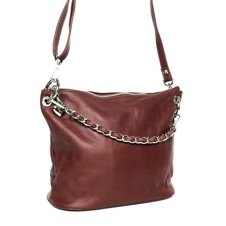 сумка женская GENUINE-LEATHER 10249 СКИДКА -10%