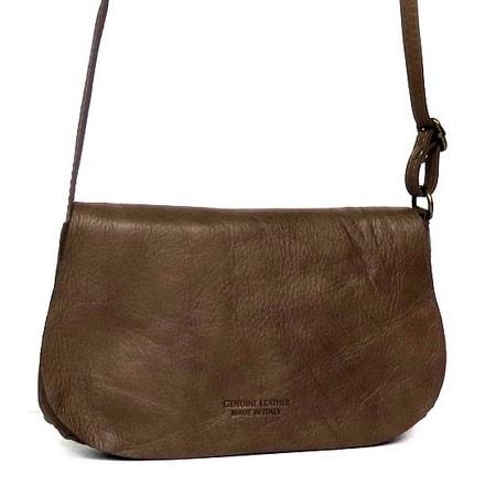 сумка женская GENUINE-LEATHER 10311 цена 2835