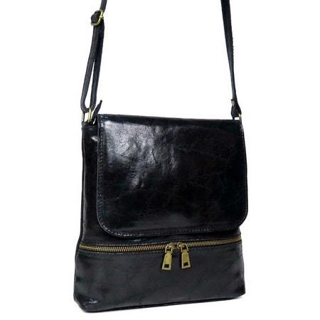 сумка женская GENUINE-LEATHER 10359 цена 3933