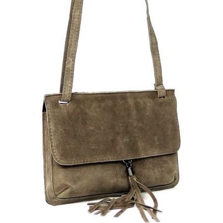 сумка женская GENUINE-LEATHER 14956 цена 2790 руб.