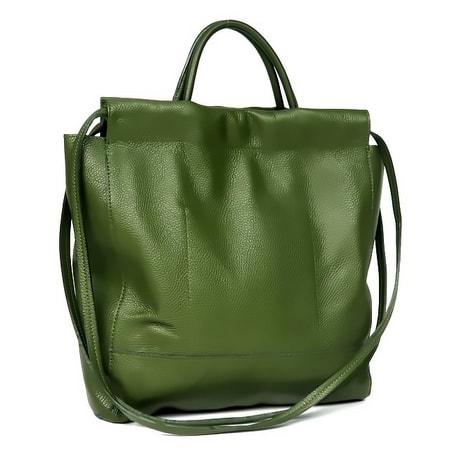 сумка женская GENUINE-LEATHER 15011 цена 7920 руб.
