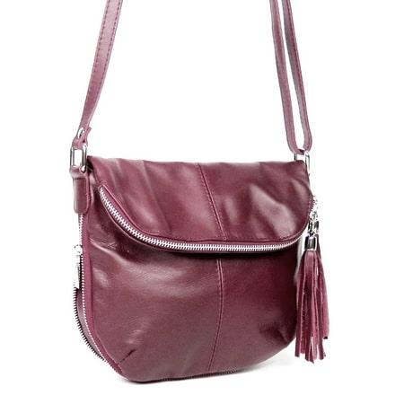 сумка женская GENUINE-LEATHER 15682 цена 4788 руб.