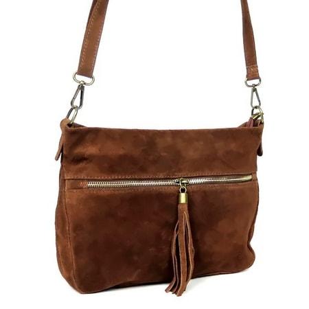 сумка женская GENUINE-LEATHER 17222 цена 3204 руб.