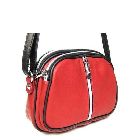 сумка женская GENUINE-LEATHER 4532 цена 3510 руб.