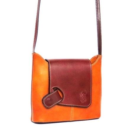 сумка женская GENUINE-LEATHER 10180 цена 4680