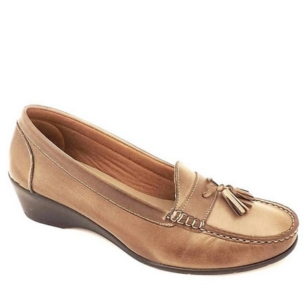 обувь женская туфли GUT 1271-mocco СКИДКА -10%