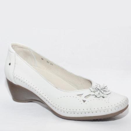туфли GUT 7113-whait цена 1440 руб.