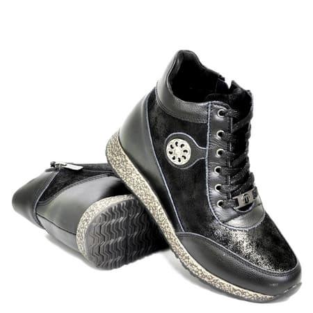 обувь женская ботинки MADELLA JXI-82143-4A-SW СКИДКА -10%