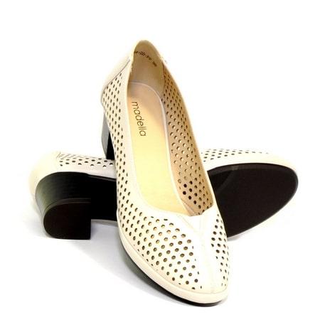 туфли MADELLA XMG-91814-2D-PP цена 1485 руб.